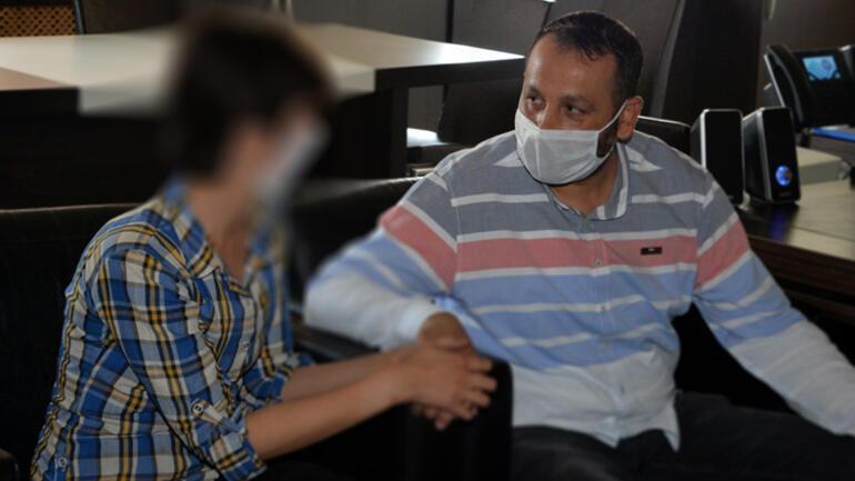 Teslim olan PKKlı ailesiyle böyle buluşturuldu