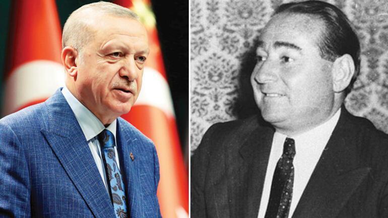 İki kahraman: Menderes ve Erdoğan