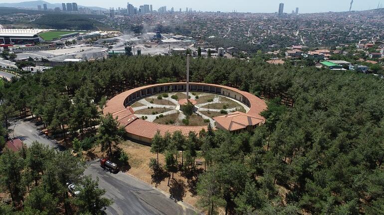 İstanbulun en büyük mesire alanı Kanuni Sultan Süleyman Şehir Ormanı açıldı