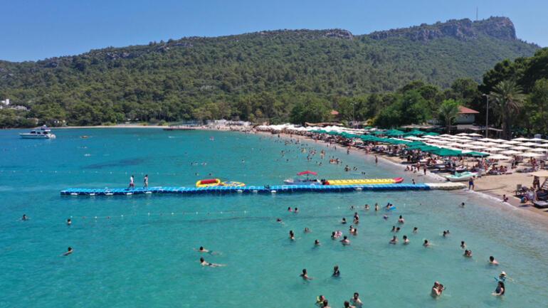 Turistlerden ortak açıklama: Türkiyede çok iyi hissediyoruz