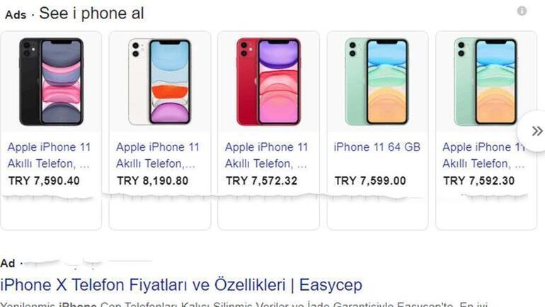 Google aramalarından alışveriş reklamları kaldırılıyor