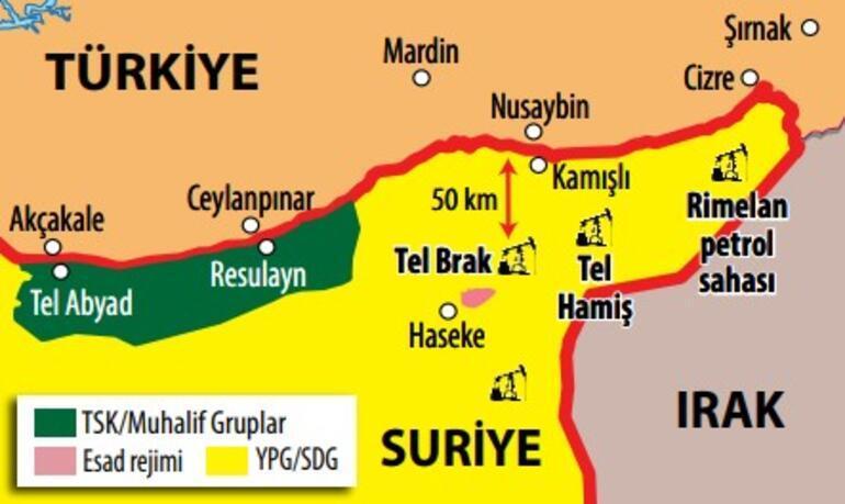 ABD-YPG petrol anlaşması Suriye'de Türkiye-Rusya-İran hattını güçlendiriyor