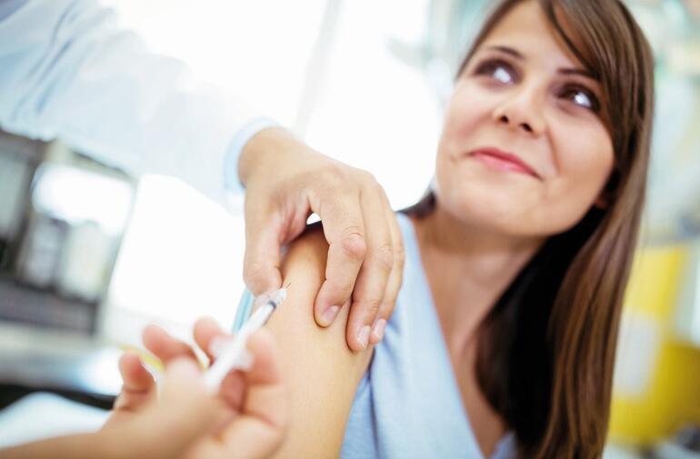 Grip ile koronayı karıştırmamak için aşı şart
