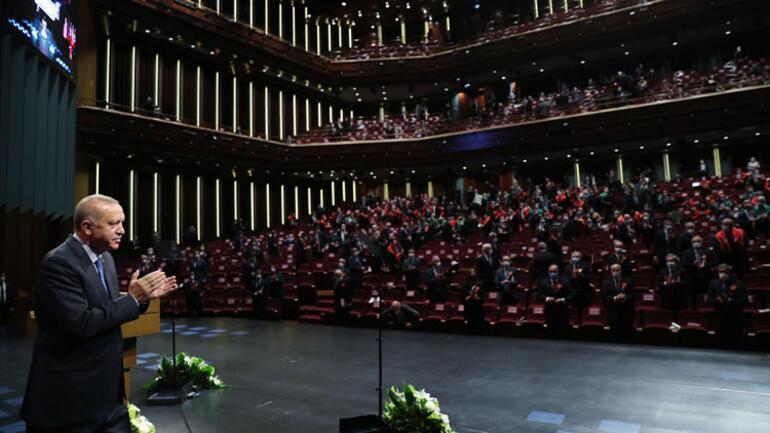 Son dakika haberler... Cumhurbaşkanı Erdoğandan sert mesaj: Bedeli muhakkak olmalıdır