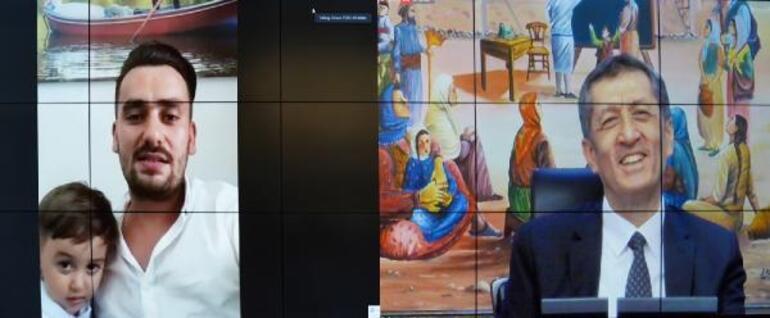 Milli Eğitim Bakanı Selçuktan rehber öğretmenlere: Sizlerin desteğine çok ihtiyacımız var