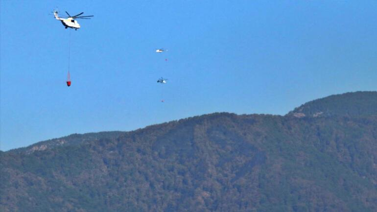 Son dakika haberler... Bakan Pakdemirli: Hatayda 5 gündür süren orman yangını kontrol altına alındı