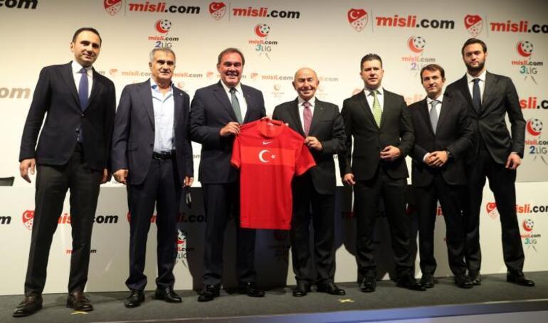 Son Dakika   TFF ve Misli.com arasında tarihi anlaşma imzalandı TFF 2. Lig, 3. Lig maçları Misli.comda...