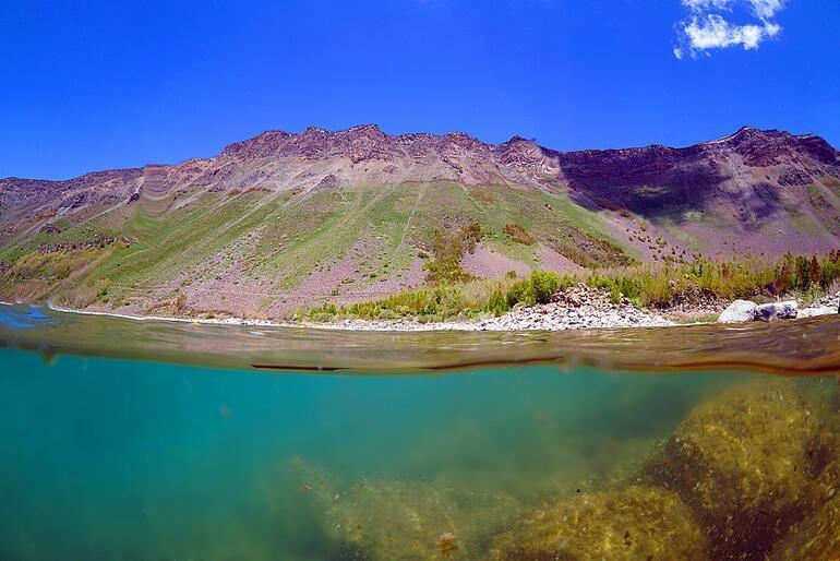Hazinesi içinde saklı... Urartuların yukarı denizi  Van Gölü