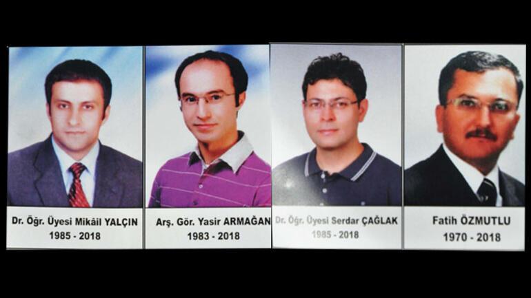 Son dakika haberler... 4 akademisyeni öldürmüştü... Volkan Bayarın cezası belli oldu