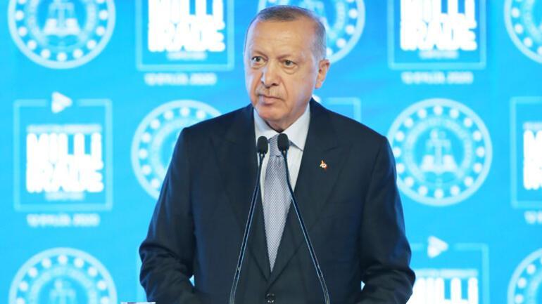 Son dakika haberler... Cumhurbaşkanı Erdoğan: Sayın Macron senin şahsımla daha çok sıkıntın olacak