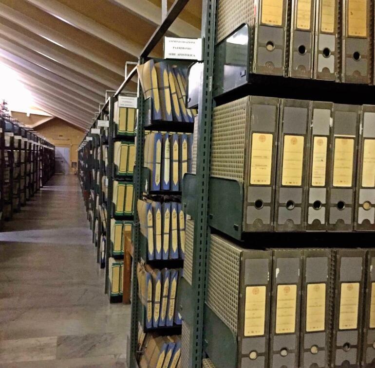 Vatikan arşivlerinde bir Türk