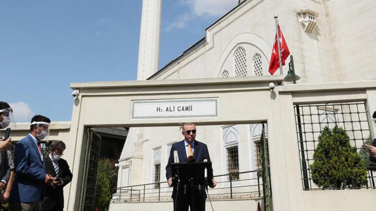 Son dakika haberler... Cumhurbaşkanı Erdoğandan flaş aşı mesajı