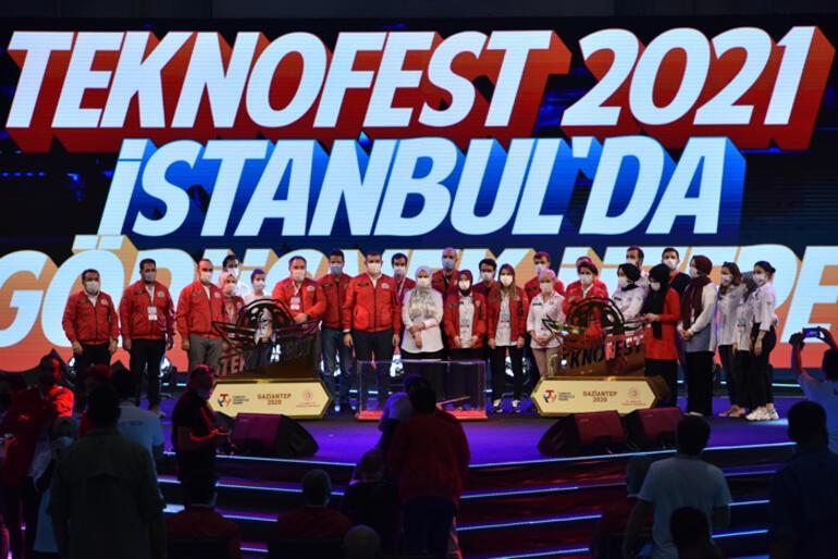 TEKNOFEST 2020 muhteşem finali ile Gaziantep'te sona erdi