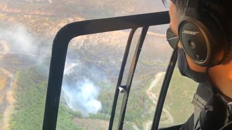 Son dakika: Hatay'da orman yangını... Bakan Pakdemirli: Yangınlar tam olarak kontrol altına alındı