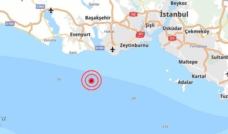 خبر عاجل ... زلزال بقوة 3.2 درجة في اسطنبول