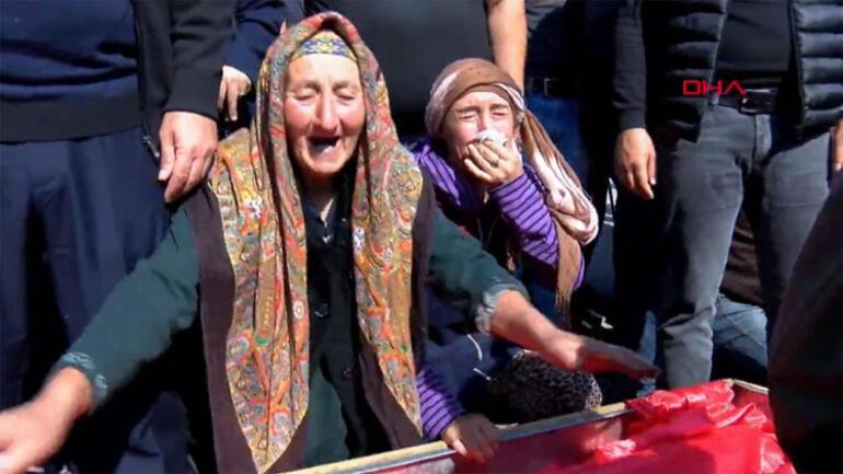 Son dakika haberi: Azerbaycan'dan çok acı görüntüler ... Gözyaşları aktı