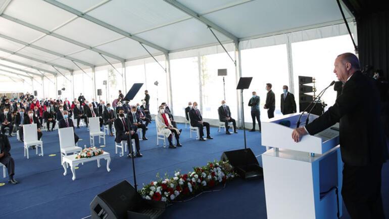 Son dakika haberler… Cumhurbaşkanı Erdoğandan topyekûn eğitim öğretim reformu mesajı