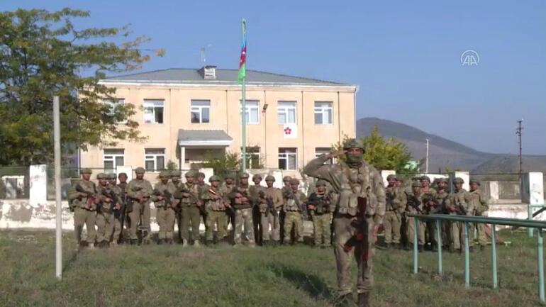 Son dakika haberler: Azerbaycan ordusu ilerliyor Cumhurbaşkanı Aliyevden önemli açıklamalar