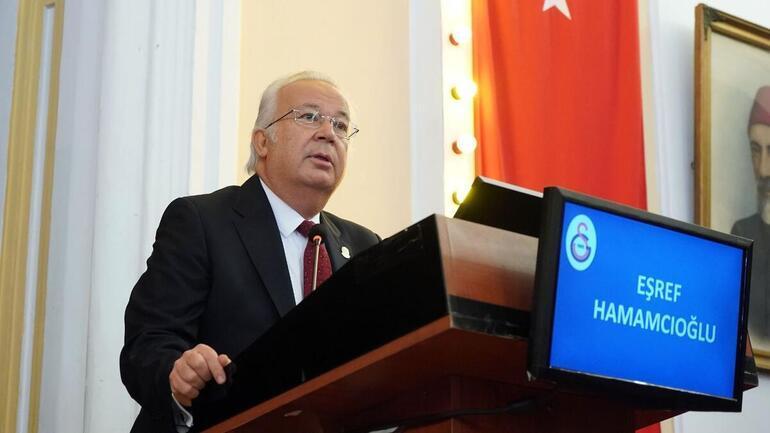 Son Dakika | Eşref Hamamcıoğlundan Galatasaray Başkanı Mustafa Cengize sert sözler