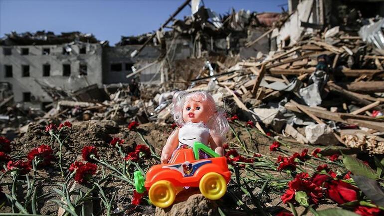 Azerbaycanda Ermenistan saldırılarının acı bilançosu