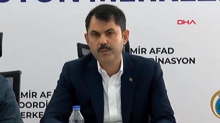 Son dakika haberi: Bakanlar İzmir'de deprem bölgesinde… Çok önemli açıklama ve uyarılar geldi