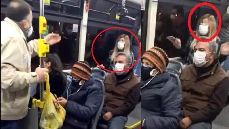 Son dakika haberi... Ankarada akılalmaz olay Korona olduğunu otobüste ağzından kaçırınca...
