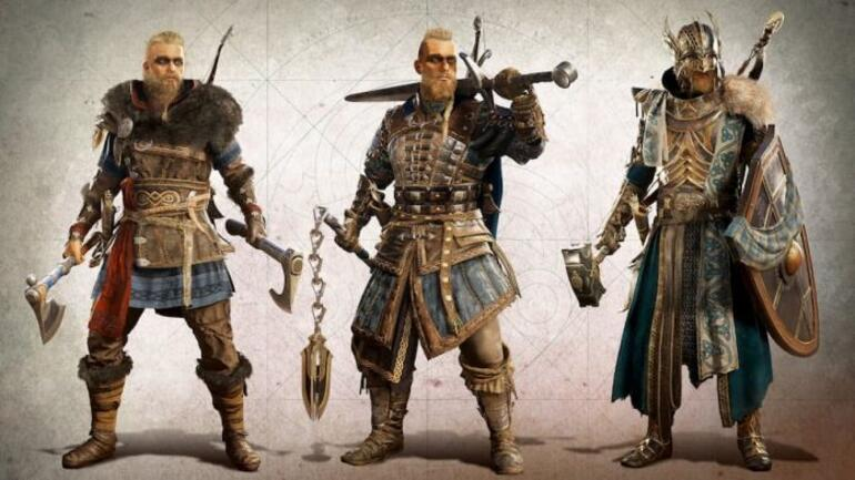 Assassins Creed Valhalla incelemesi