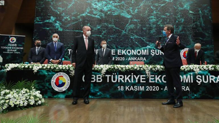 Son dakika haberi: Cumhurbaşkanı Erdoğandan kritik faiz açıklaması..