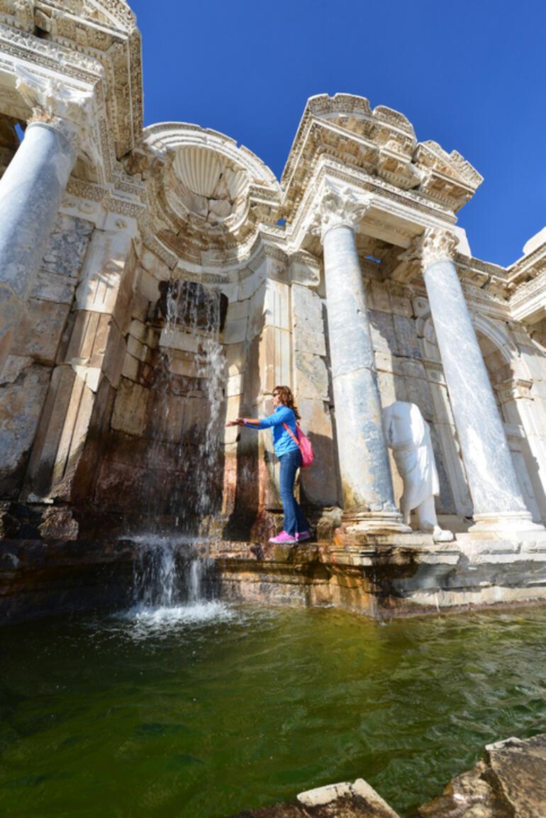 Mitoloji  tutkunlarının görmesi gereken beş şehir