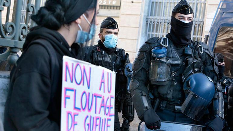 Fransada kriz büyüyor, gerginlik had safhada Macron bizi korumuyor