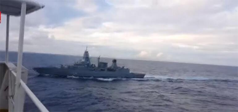 Son dakika haberleri... Türk gemisindeki skandal aramaya Dışişlerinden sert tepki
