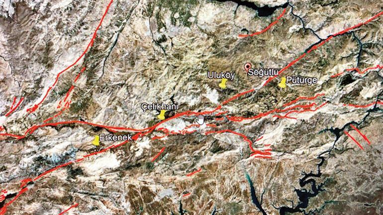 Malatya sarsıldı CHPli Ağbaba toplantıda yakalandı: Ahan da deprem oldu...