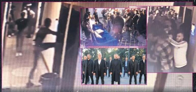 Saldırı anında kamerada, haydut dünyadaki hizmetkarların hükümdarı olmayacak ...