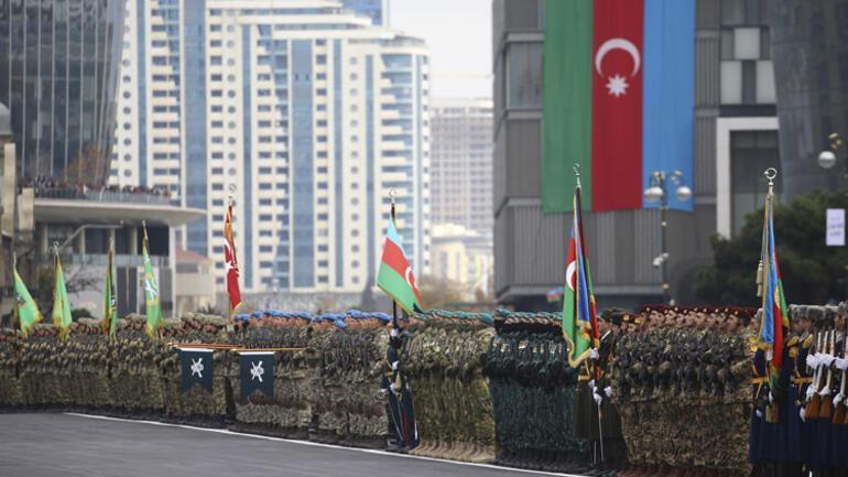Son dakika... Azerbaycandaki tarihi günde Erdoğandan flaş mesajlar... Hesabını sormak boynumuzun borcudur