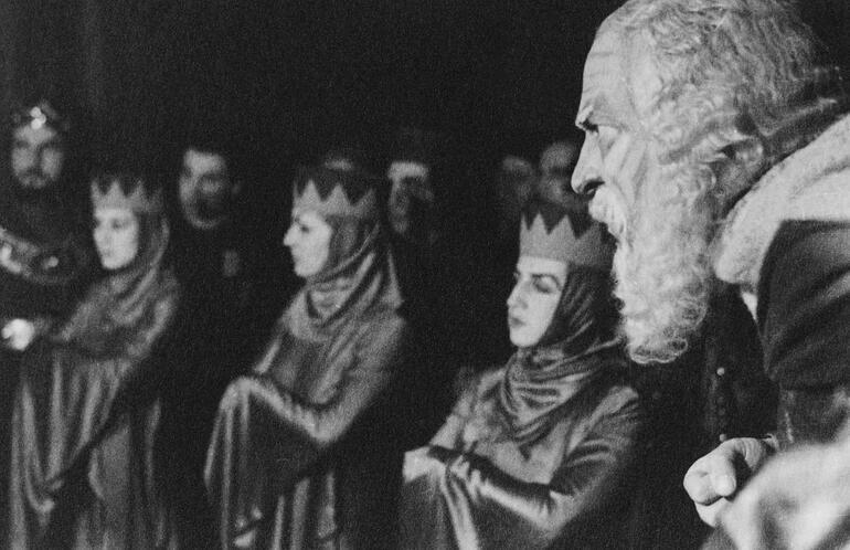Tiyatromuzun belleği: Hagop Ayvaz