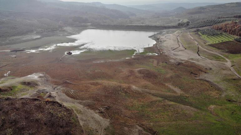 Bursada kuraklık alarmı 40 yıldır ilk defa yaşandı