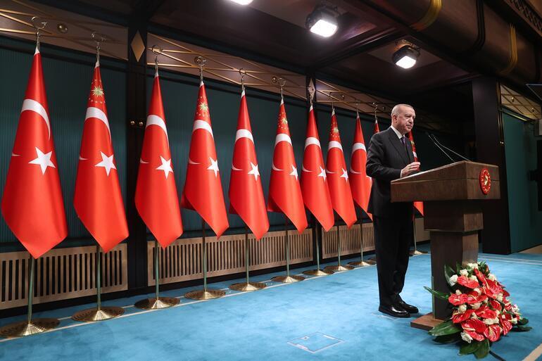 Son dakika haberi: Cumhurbaşkanı Erdoğan açıkladı Yılbaşında sokağa çıkma kısıtlaması, esnafa kira desteği ve diğer detaylar