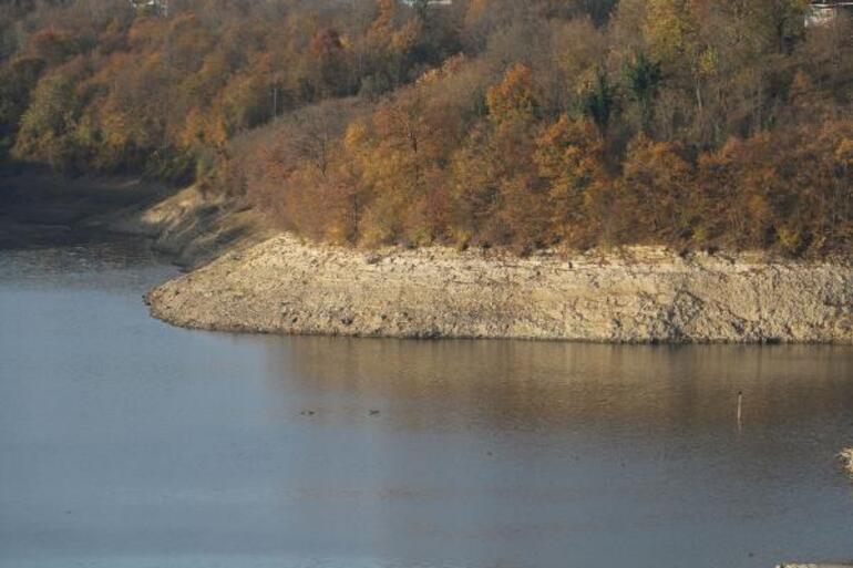 Kuraklık alarmı Kızılırmak Deltasında su seviyesi 1 metre çekildi