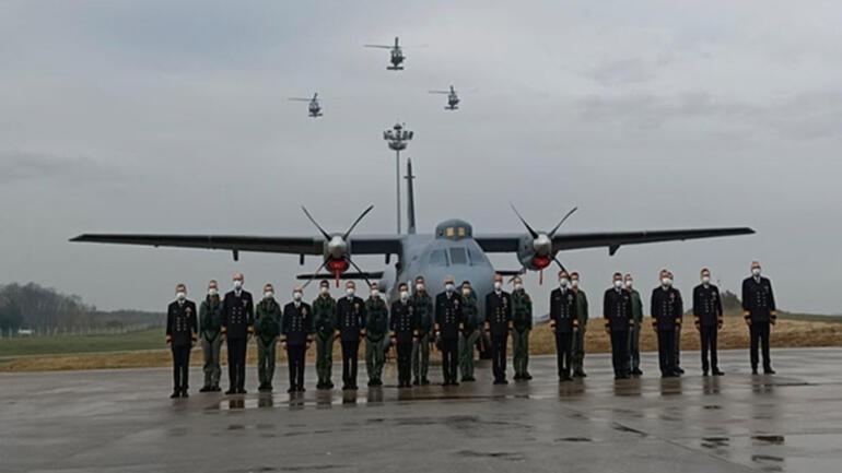 İlk P-72 Deniz Karakol Uçağı da envantere kazandırıldı