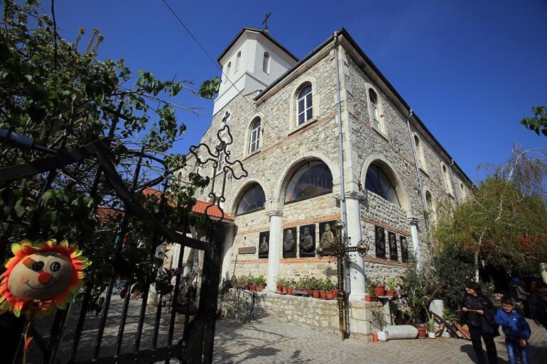 Bulgaristanın Karadeniz kıyısındaki antik kenti:Nesebar