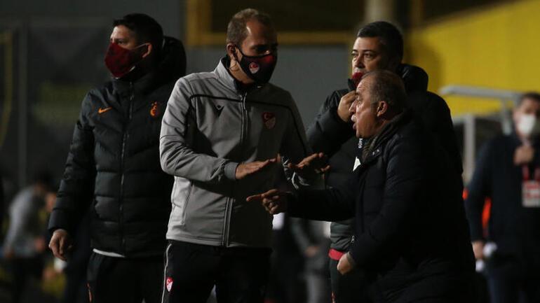 Son Dakika | Galatasaray teknik direktörü Fatih Terimin cezası açıklandı