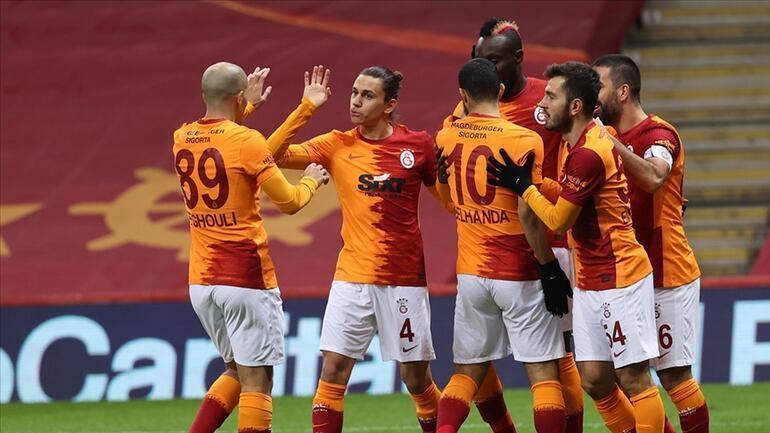 Trabzonspor Galatasaray maçı hangi kanalda ve saat kaçta Trabzonspor - Galatasarayda ilk 11 kadrosu açıklandı