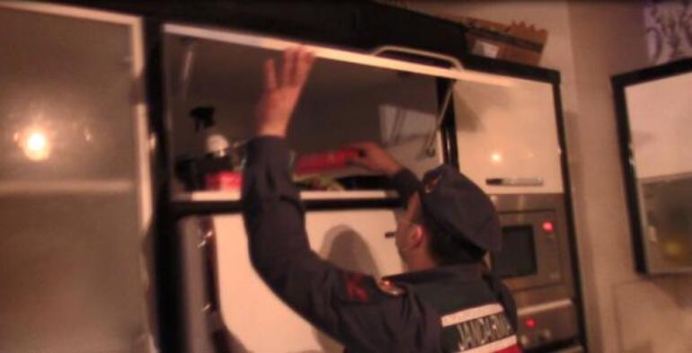İstanbul Silivride villadaki yılbaşı partisine jandarma baskını