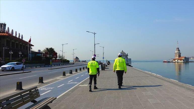 Bu hafta sonu sokağa çıkma yasağı olacak mı 9-10 Ocak sokağa çıkma kısıtlaması saatleri genelgede yayımlandı