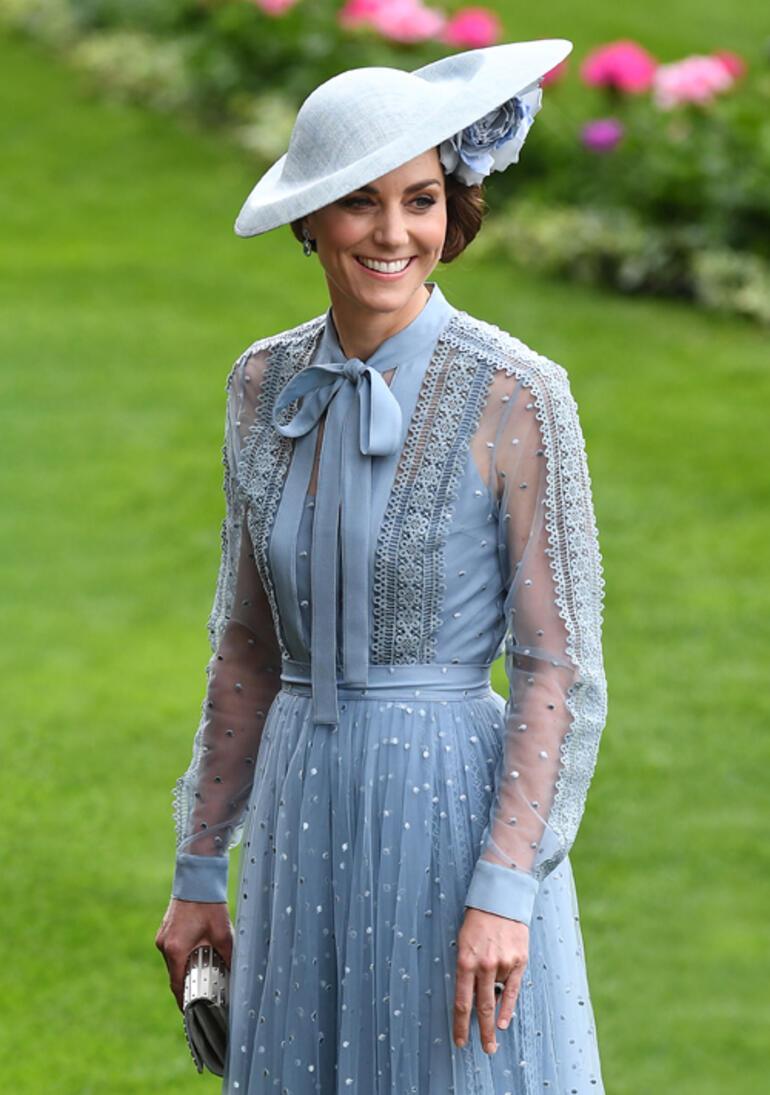 Kate Middleton 39. doğum gününü kutluyor: kraliçeden geline jest