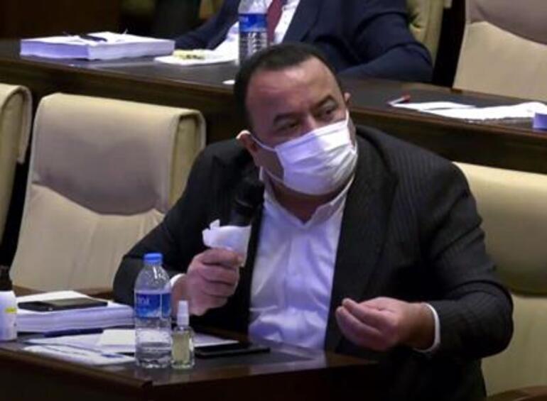 AK Parti'den karla mücadele eleştirisi