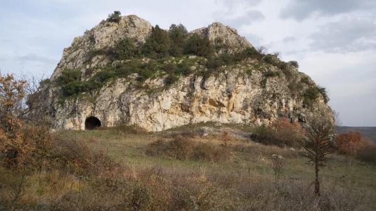 Defineci talanı Roma dönemine ait oda mezarda bulundu
