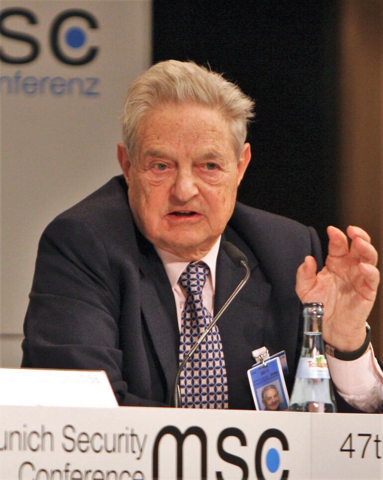 Bill Gates, Soros ve Rockefellera Kovid-19 suçlaması Virüs onların elinden çıktı