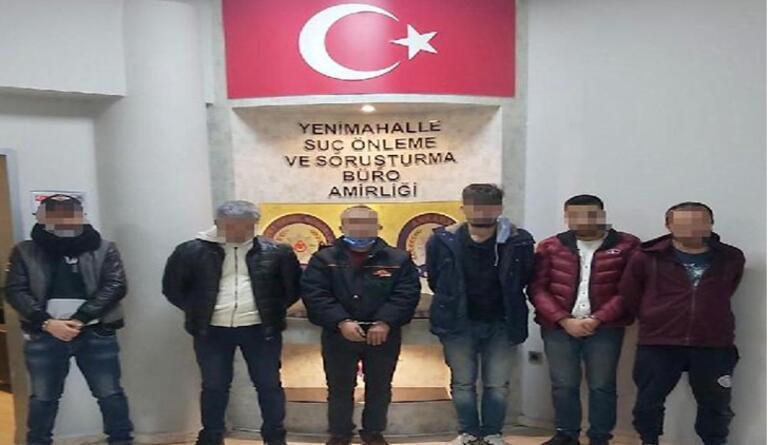 Ankarada 20 kilo eroin ele geçirildi, 7 gözaltı