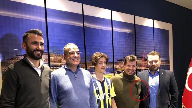 Son dakika  Fenerbahçe, Arda Gürel ile 2,5 yıllık sözleşme imzaladı